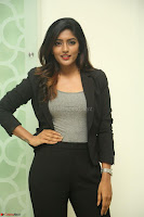 Actress Eesha Looks gorgeous in Blazer and T Shirt at Ami Tumi success meet ~  Exclusive 179.JPG
