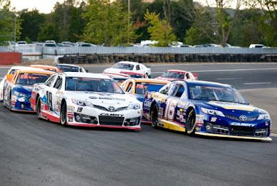Kraus, Deegan Finish 1-2 In K&N West Action #NASCAR #KNWest
