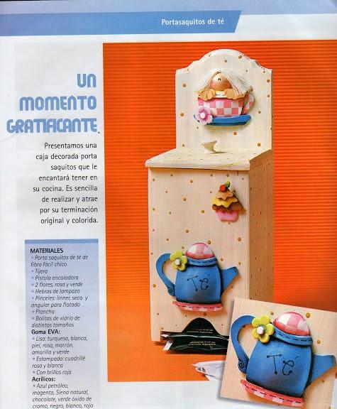 Decorac n cuarto de ba o en foamy revistas de for Revistas decoracion banos