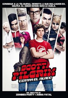 """Scott Pilgrim contra el mundo"" (Edward Wright, 2010)"