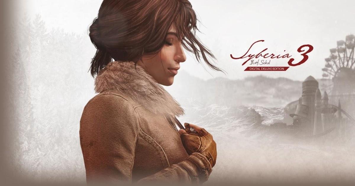 遊戲知更鳥: 西伯利亞 3 (Syberia 3) NS版即將發售