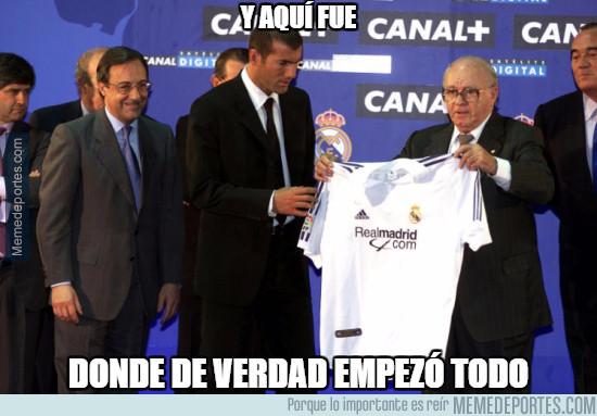 Momento exacto en donde empieza la gloria del Real Madrid en el Siglo 21