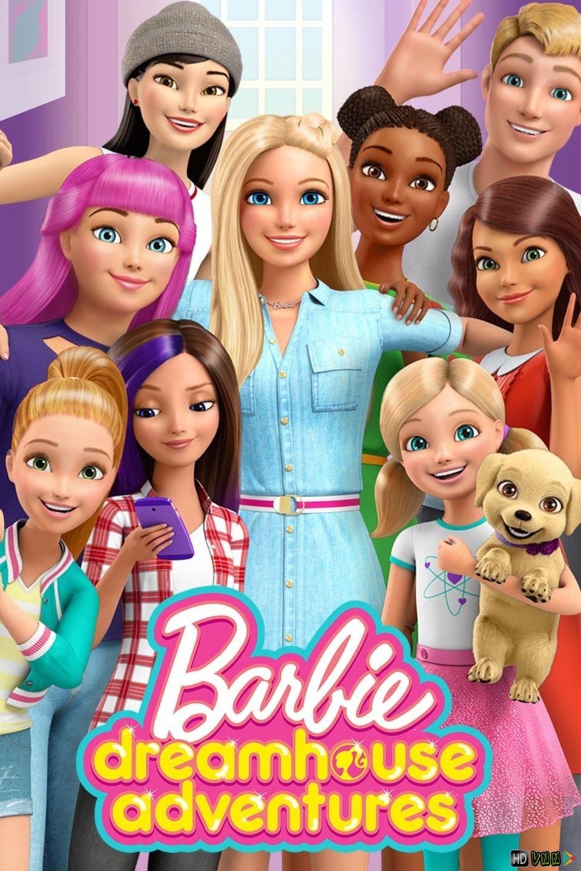 Barbie: Cuộc Phiêu Lưu Trong Ngôi Nhà Mơ Ước
