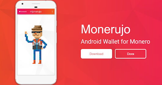 Monero (XMR) Monerujo Mobile App Update
