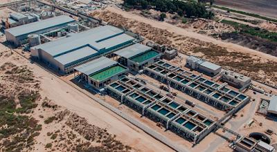 Usina de Sorek faz Israel tem fartura de água
