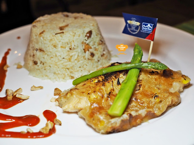 PC Studio Cafe Oven Baked Fish Fillet With Flavored Rice Pacific West Products