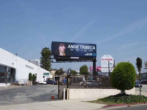 Angie Tribeca 2016 Emmy FYC billboard