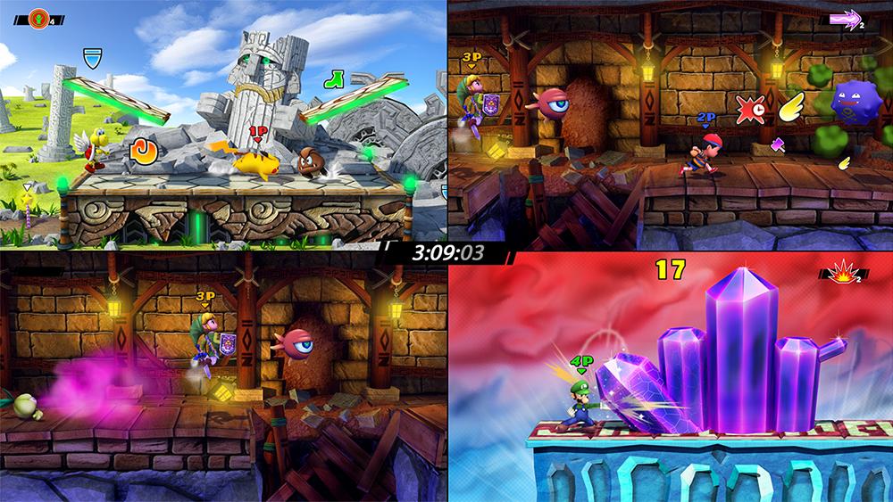 Se filtran imágenes del supuesto Super Smash Bros de Nintendo Switch