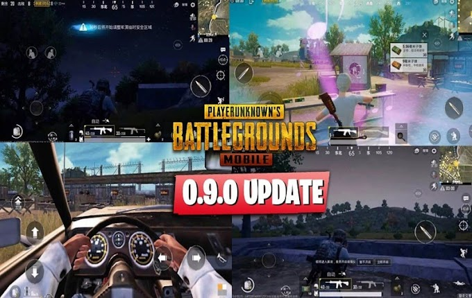 PUBG Mobile version 0.9.0 Update | Night Mode | Halloween Decorations | Spectator Mode | More