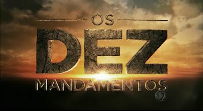 Novela bíblica Os Dez Mandamentos