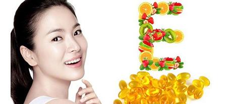 Vitamin E có thể trị mụn và làm đẹp hiệu quả
