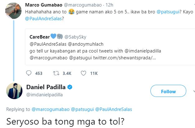 Here's The Full Story Of The Feud Between Daniel Padilla and Paul Salas!