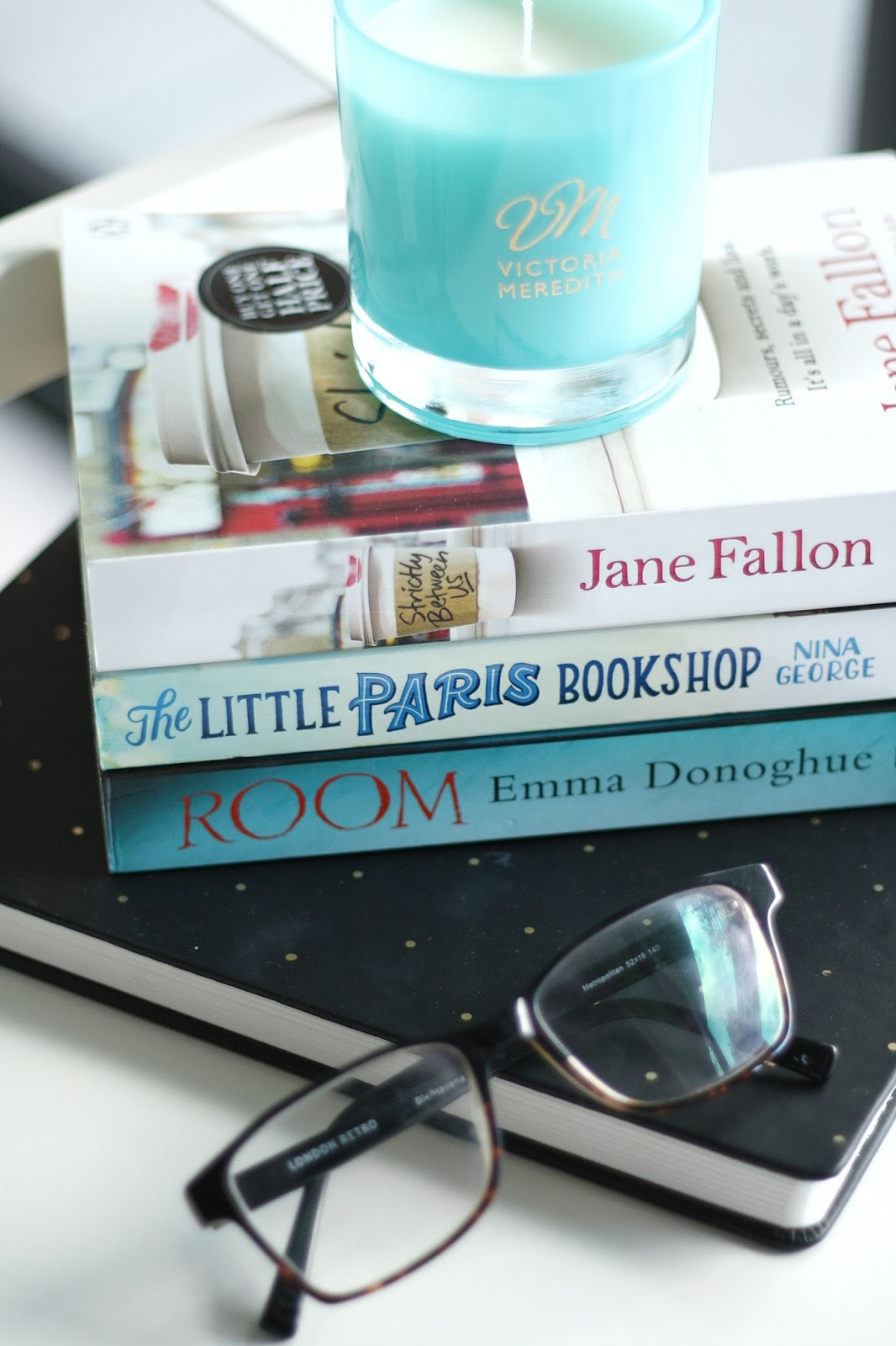 TBR. Charity shop book haul