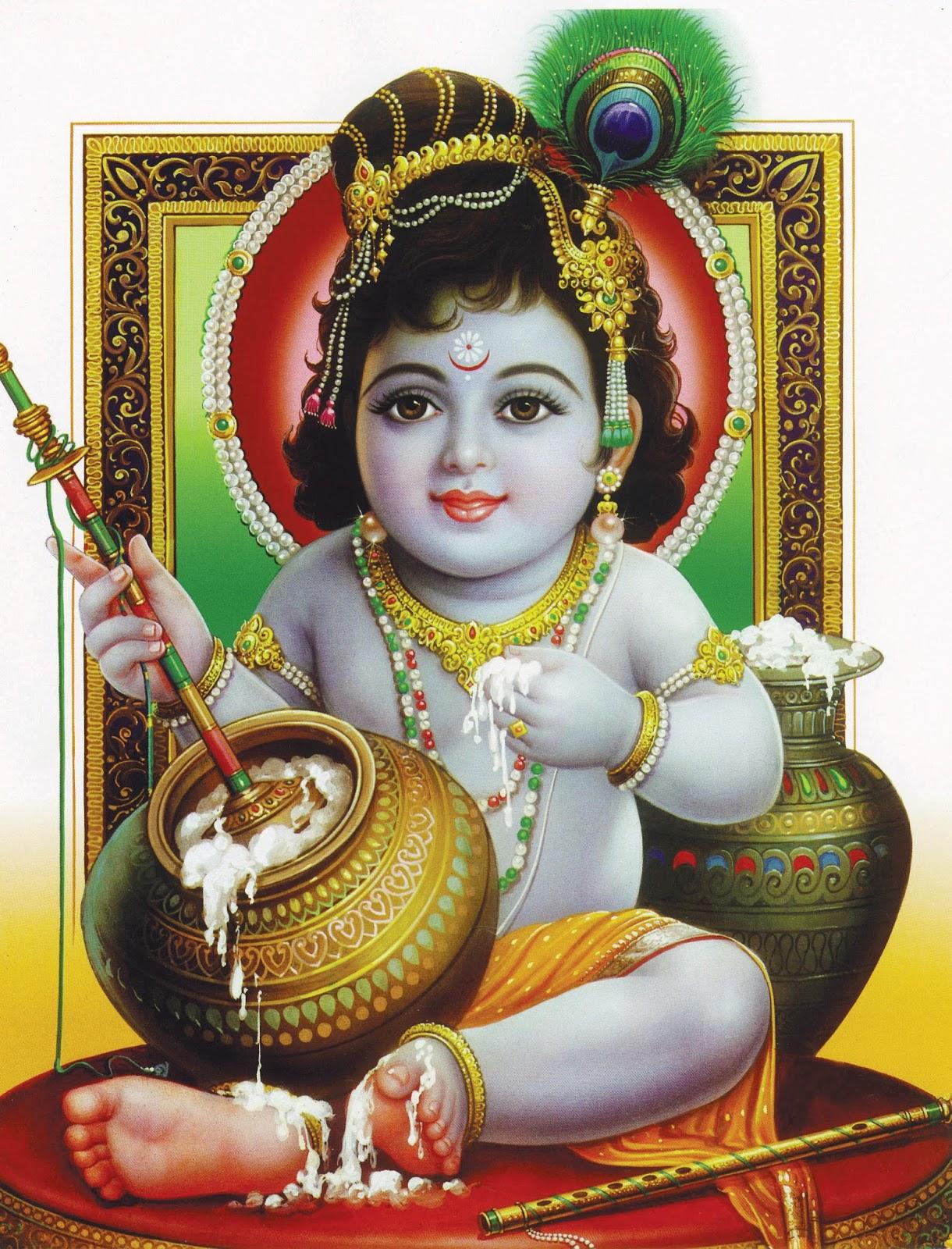 New wallpaper lord krishna wallpaper - Krishna god pic download ...
