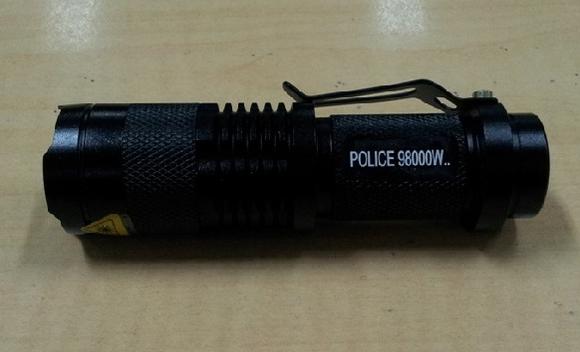 Jual Senter Police Mini 98.000 Watt Type C-868 Murah