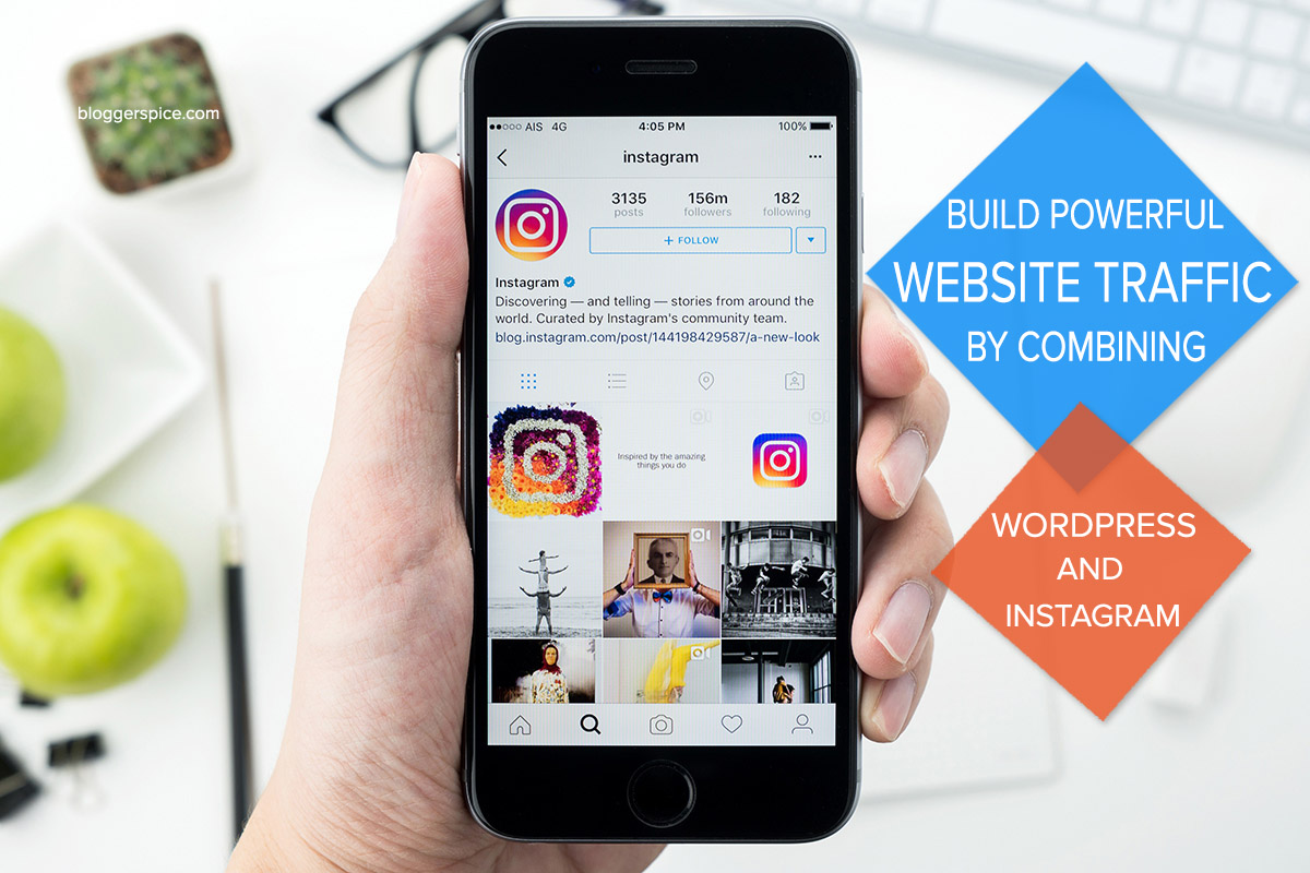 How to Display Your Instagram Pictures On Your WordPress Blog