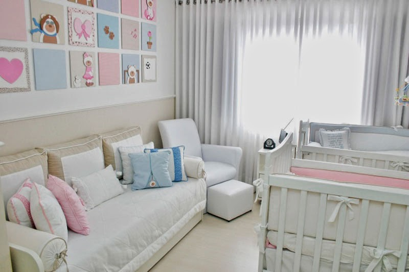 Dormitorio peque o para beb s ideas para decorar dormitorios for Dormitorios minimalistas pequenos