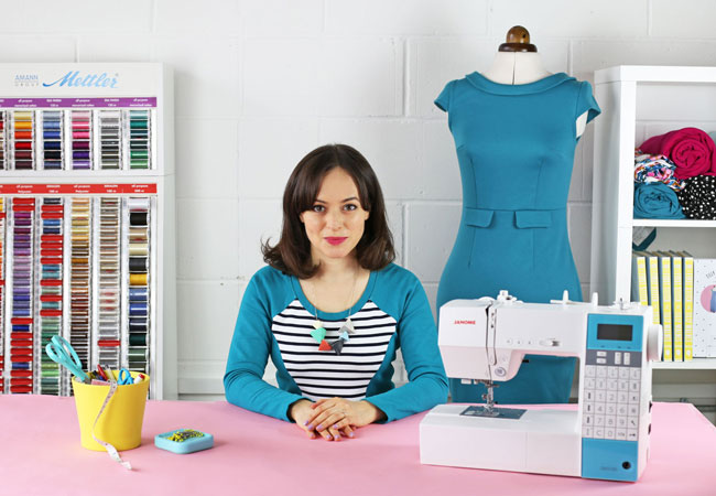 Tilly Walnes - online sewing workshop