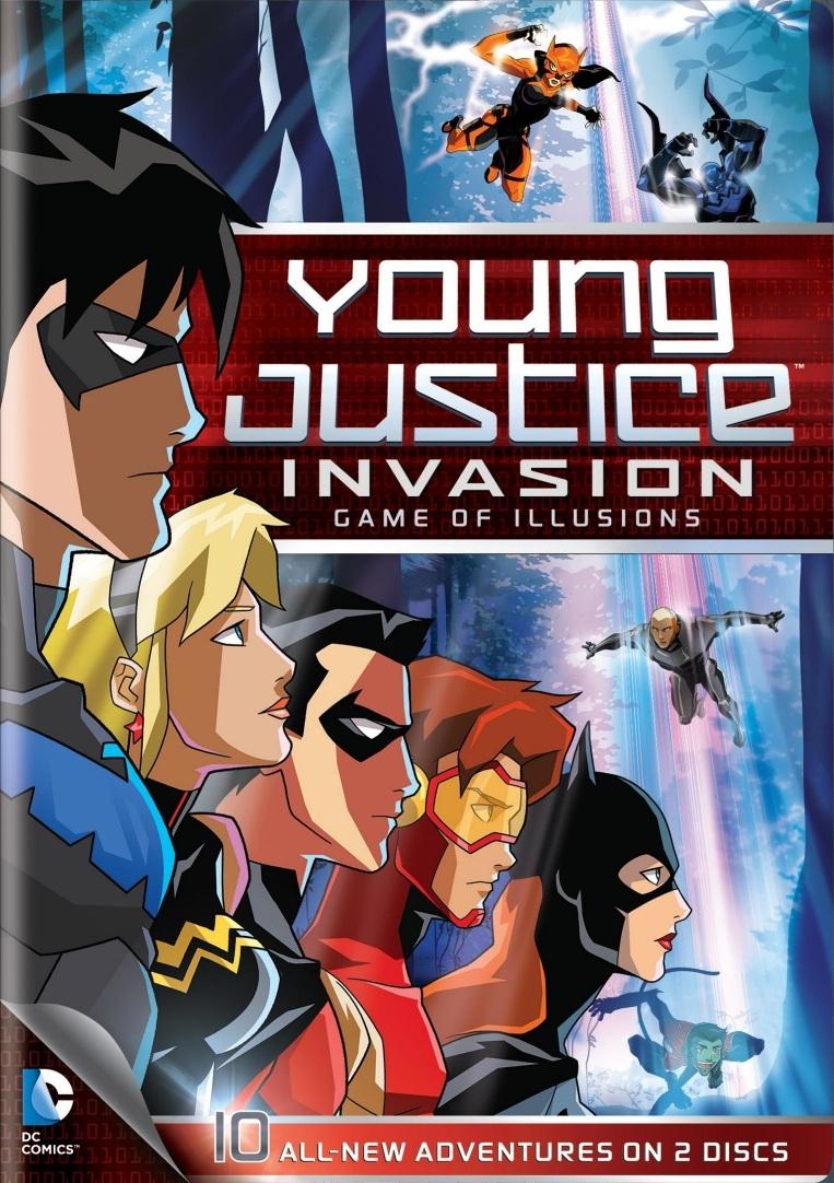Tinerii Justițiari Dublat Sezonul 2 Episodul 1