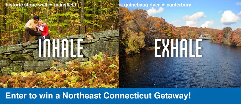 Northeast Connecticut Getaway