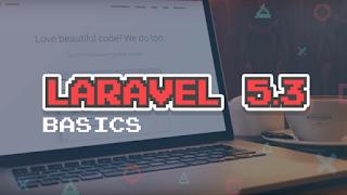 Laravel 5.3 - Basics