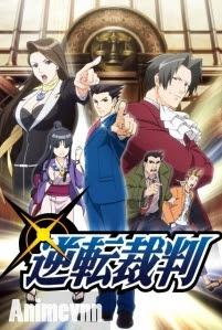 """Gyakuten Saiban: Sono """"Shinjitsu"""", Igi Ari! - Phoenix Wright: Ace Attorney 2016 Poster"""