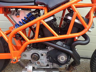 ians project buell frame engine in frame