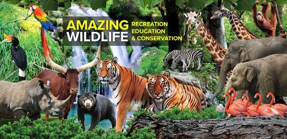 Zoo Melaka, Tempat jalan Menarik di Melaka