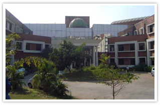 Dr D Y Patil College of Architecture
