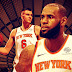 NBA: Los Knicks consideran ir a por LeBron James