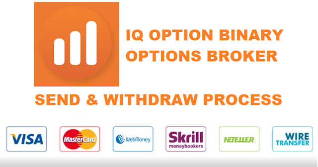 IQ Option How To Deposit and Withdraw Money