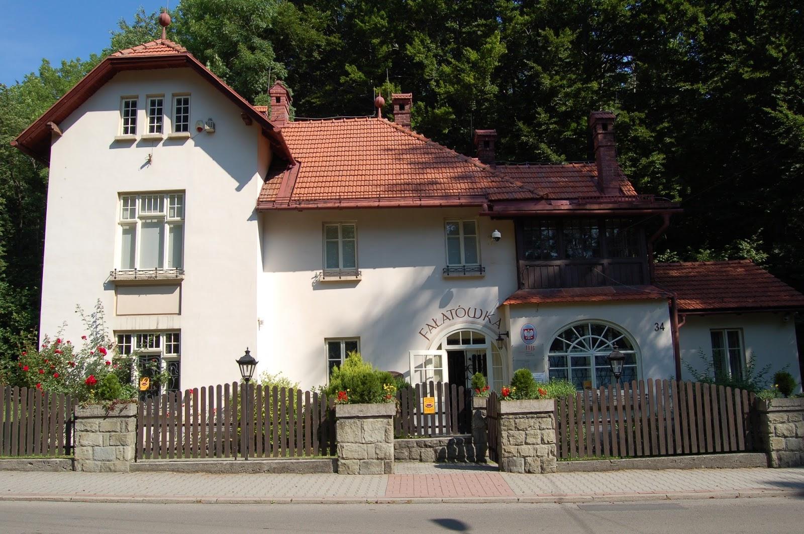 Małe ukryte muzea …. Muzeum Juliana Fałata w Bystrej Śląsk
