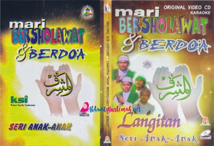 Full Album Al Muqtashidah Langitan Seri Anak-anak