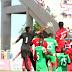 Simba Yaipa Kichapo Kagera Suger 2 - 0 Uwanja wa Uhuru Jijini Dar jana