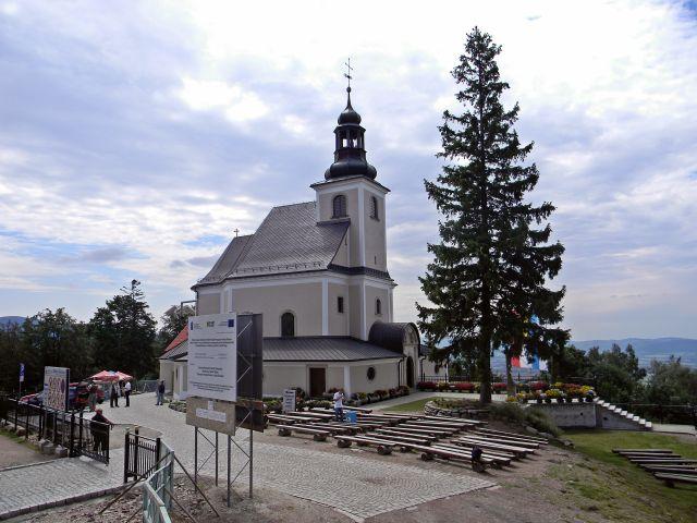 świątynie, kościoły, Igliczna