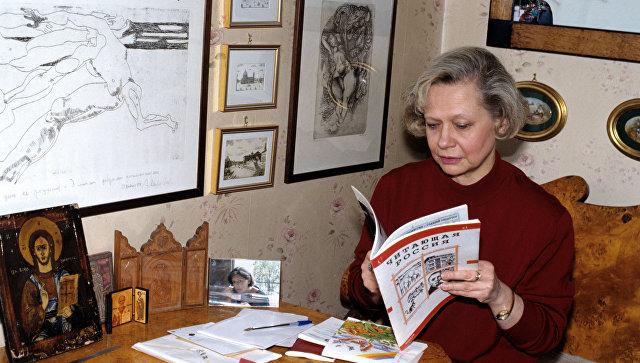 В Москве под колесами электрички погибла внучка Никиты Хрущева