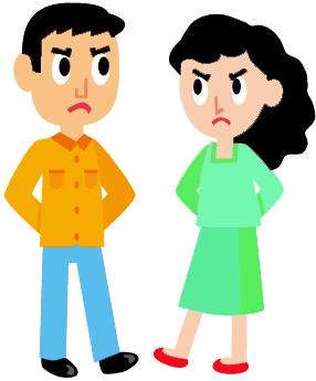 Cara Sabar Dan Menahan Marah pada Suami atau Istri