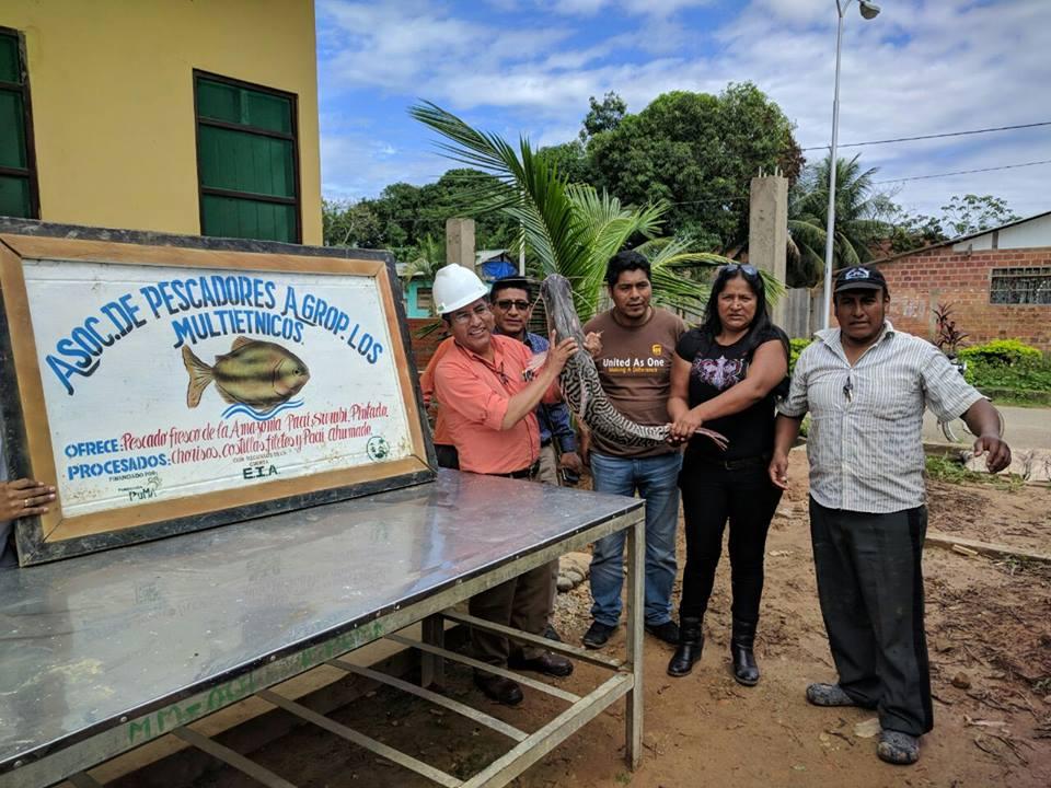 Proyecto de agua fue ejecutado por  la Empresa Pública Departamental de Aguas La Paz