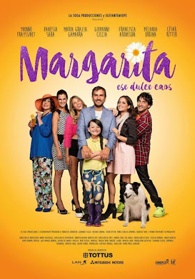 Margarita 2016 DVD Custom NTSC Latino
