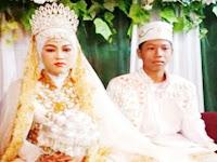 Viral, Anak SD Kelas V Nikahi Anak SMP Kelas II Di Kalimantan Selatan