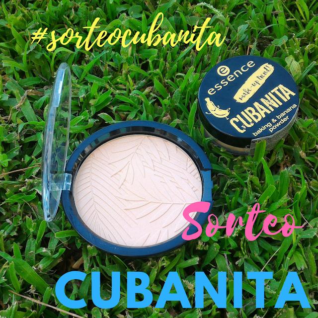 Sorteo en Instagram de la colección Cubanita de Essence
