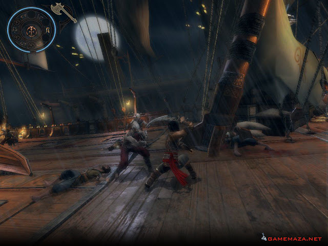 Prince of Persia Warrior Within Gameplay Screenshot 4