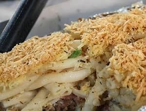 Kuliner Indonesia - Macaroni Panggang Bogor