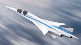 Prototipe XB-1 Baby Boom