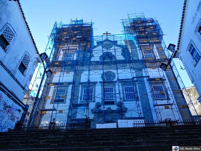 O que fazer no Pelourinho, Salvador (Bahia) - Igreja do Santíssimo Sacramento da Rua do Passo