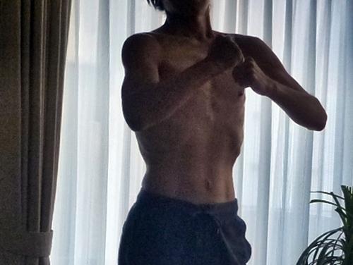 運動前にコーヒーを飲むダイエット 一か月で7キロ減量したカラダ・40代男