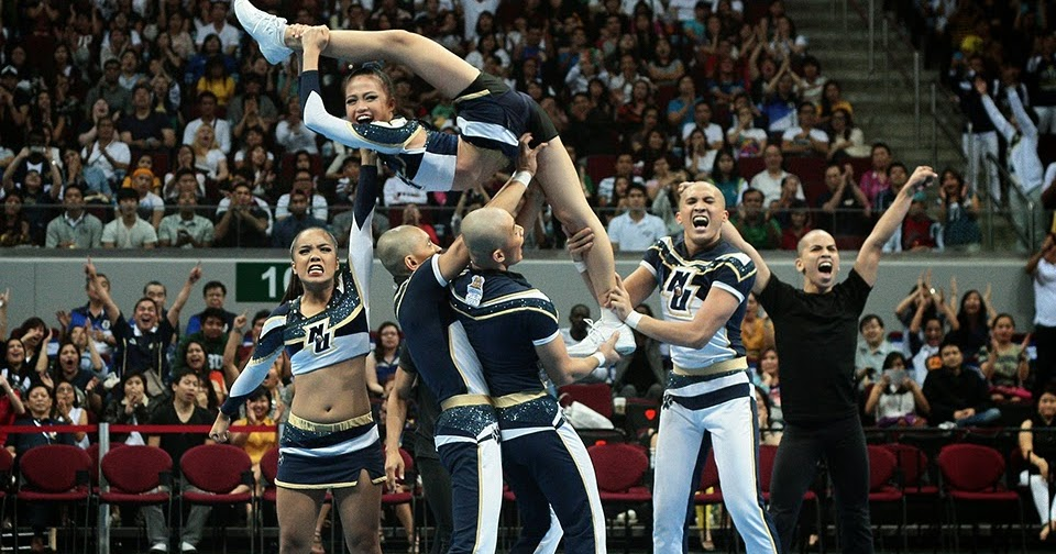 Live Stream Video: UAAP Cheerdance 2014 Competition