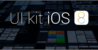 iOS 8 GUI Pack