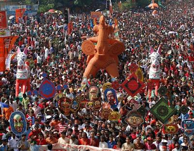 Boishakhi mela in bangladesh