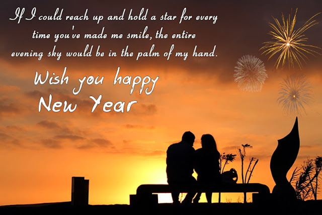 Happy New Year 2017 Wishes For Husband